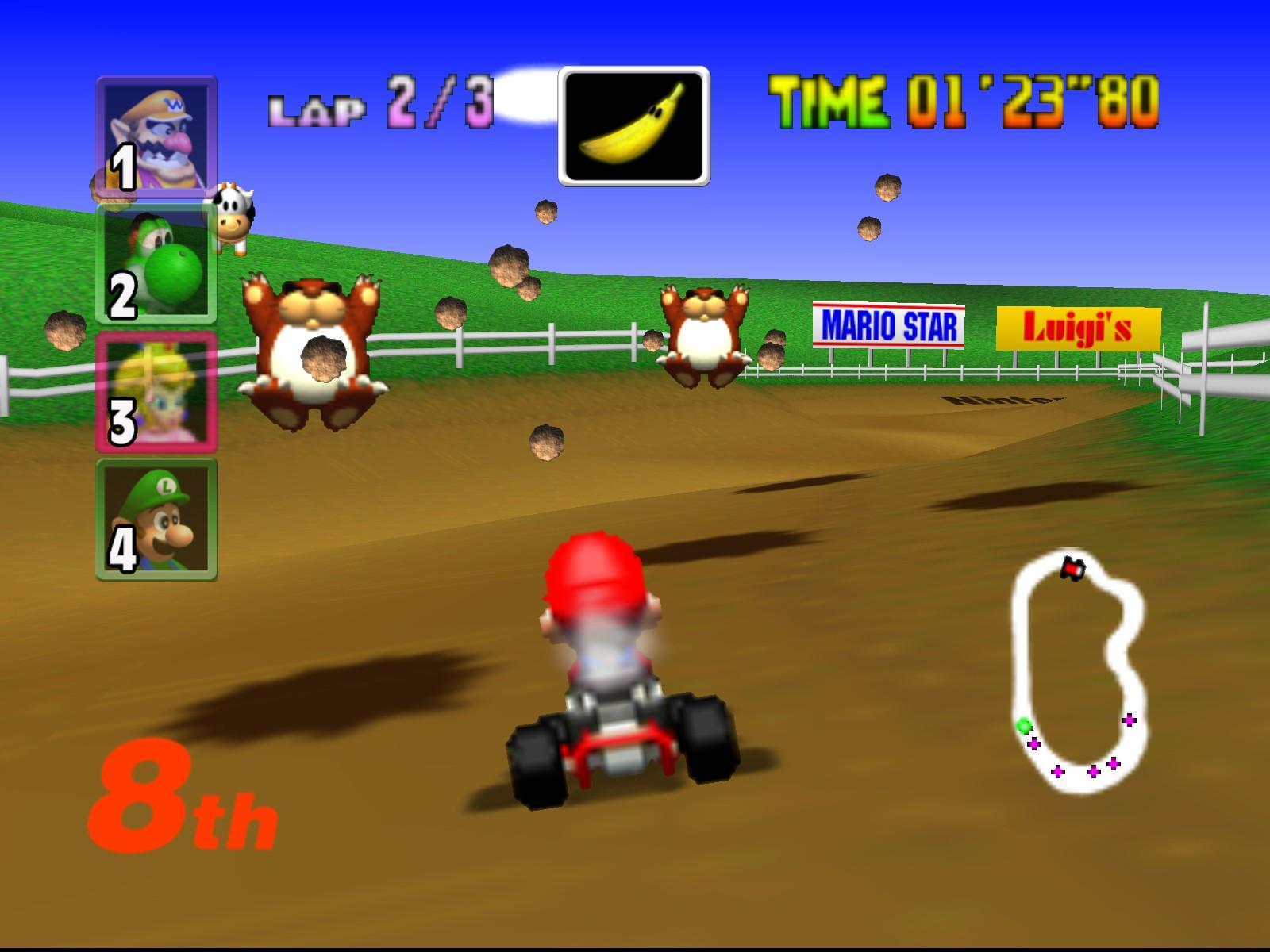 Worst To Best Mario Kart Games